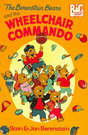 the berenstain bears and the wheelchair commando lexile find a