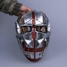 Dishonored Mask Dishonored 2 Cosplay Corvor Mask Halloween Mask