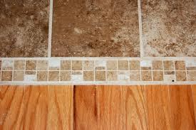 Transition Tile To Laminate Floor Fascinating Wood Floor To Tile Transition Ceramic Wood Tile