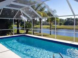 3 bed villa on the water in a sunny spot homeaway pine valley