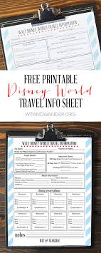 how to become a disney travel agent images Ultimate disney planning kit printable disney organization kit jpg