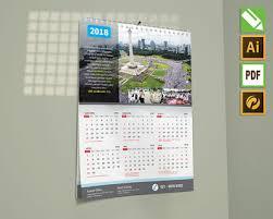 Kalender 2018 Hari Libur Template Kalender Dinding 2018 Hari Libur Nasional
