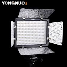 good lighting for video productimage picture yongnuo led yn 300 yn300 led camera video light