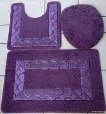 Purple Bath Rugs Purple Bathroom Set Gallery Of Amazing Purple Bathroom Ideas