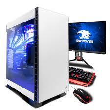 Desk Top Computer Sales Lobby Ibuypower Gaming Pc