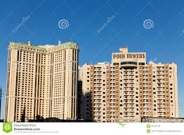 Polo Towers Las Vegas Map by Polo Towers In Las Vegas Nv On May 20 2013 Editorial Stock Photo