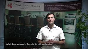 Does Laminate Flooring Have To Acclimate Acclimation Of Hardwood Flooring Facts And Clarification Youtube