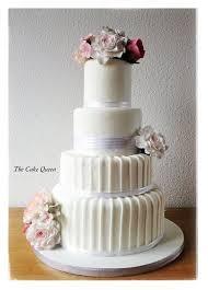 34 best white chocolate wedding cakes images on pinterest