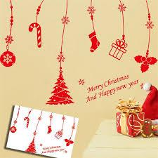 Decoration Happy New Year Aliexpress Com Buy Merry Christmas Happy New Year Snow Flower