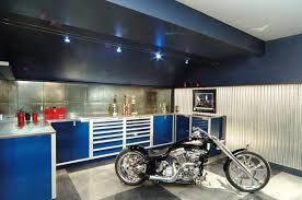 ideas for modern workshop garage interior design trend garage