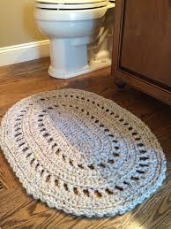 Thick Bathroom Rugs I Could Never Find A Small Rug To Fit Our Bathroom So