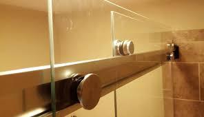 Kohler Frameless Sliding Shower Door Ideas Kohler Levity Shower Door Installation Clever Kohler