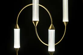 sculptural ornamental lighting from giopato coombes