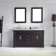 virtu usa md 2660 wmsq es victoria 60 in bathroom vanity set