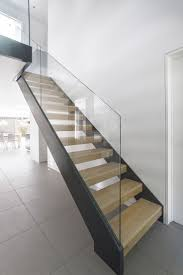 Glass Stair Rail by 140 Best Stairs Images On Pinterest Stairs Architecture And