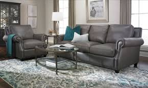 Camelback Leather Sofa by Leather Sofas Haynes Furniture Virginia U0027s Furniture Store