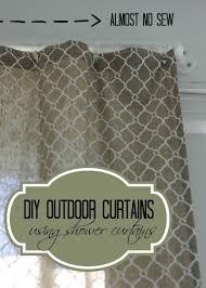 Outdoor Curtain Fabric by Beige Fabric Shower Curtains Bird Motive Mixed Beach Theme Fabric