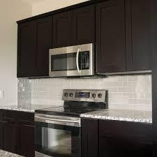 Kitchen Espresso Cabinets 96 Inch Angle Outside Corner Moulding In Shaker Espresso 96