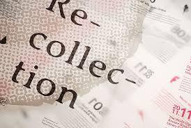 Recollec - recollection 記憶 acst u2014 design art direction