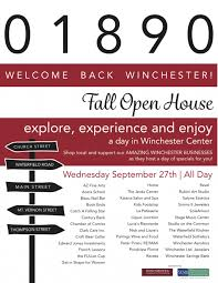 welcome back winchester events winchester chamber of commerce