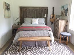 farmhouse bedroom paint colors l shaped white lacquer oak wood