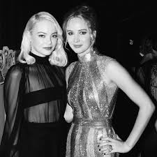 emma stone and jennifer lawrence friends jennifer lawrence on twitter happy birthday to the talented and