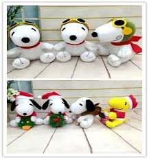 cheap peanuts comics brown and snoopy plush
