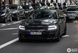 dodge charger hellcat black dodge charger srt hellcat 2015 19 september 2015 autogespot
