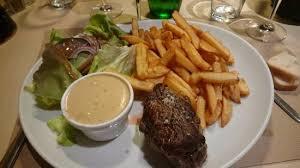 cuisine et couleurs arras pavé coeur rumsteak sauce poivre picture of couleur des chs
