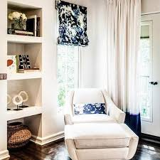 white bedroom curtains design ideas