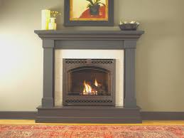 fireplace simple fireplace propane excellent home design