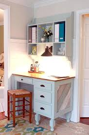 Kitchen Desk Area Ideas Diy Kitchen Desk Area U2013 Moute