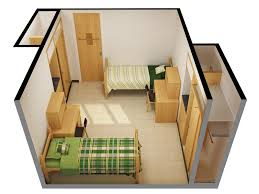 Floor Plan Of A Living Room Stockbridge Hall Residence Life Ndsu