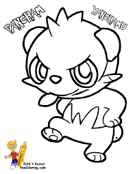 cute pokemon xy coloring pages coloring page and coloring book