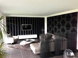 Wohnzimmerm El Luxus Modernes Wohnzimmer Schwarz Wei Home Design Wohnzimmer Grau
