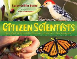 citizen scientists loree griffin burns macmillan