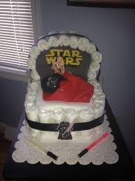 star wars baby shower cake extraordinary looked in white theme