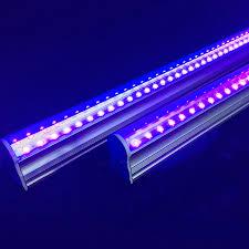 Uv Light Fixtures Dg St4 Led Uv Light Fixtures Amlight T8 Integrated Pro