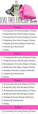 workout plans for beginners at home level one exercise plan snag a pdf download of this routine on my