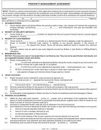 property management agreement u2014 rpi form 590 first tuesday journal