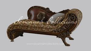 Victorian Chaise Lounge Sofa by Victorian Furniture Chaise Lounge By Savannah Collections