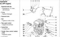 1998 toyota corolla engine diagram repair guides component locations component locations in 1998