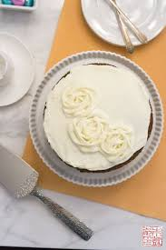 alice medrich u0027s carrot cake with cream cheese frosting dessert first