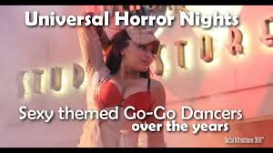 halloween horror nights past themes hd go go dancers over the past 5 years universal halloween