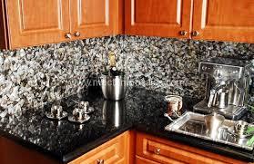 Black Pearl Backsplash Mother Of Pearl Tiles  Shell Tile By - Seashell backsplash