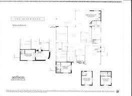 anthem az floor plans the hutchinson