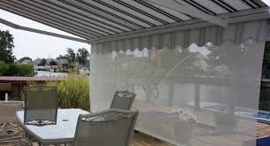 Apple Annie Awnings The Total Eclipse Commercial Retractable Awning Eclipse Shading
