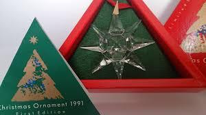 100 1991 swarovski ornament 426 best swarovski