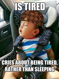 Baby Sleep Meme - reflections on life as a newmom part 8 of 10 parenthood visual