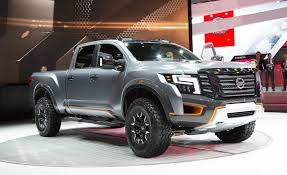 mitsubishi adventure 2017 price nissan titan warrior concept photos and info u2013 news u2013 car and driver